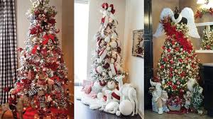 60 christmas tree decorating design ideas 2017 youtube
