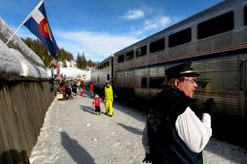 amtrak union pacific and winter park offer weekend ski train