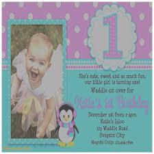 birthday cards luxury 1st year baby birthday invitation cards 1st