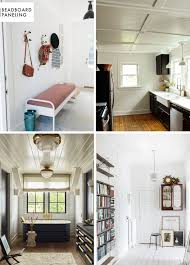 10 real life exles of beautiful beadboard paneling how to add character to basic architecture ceiling paneling emily