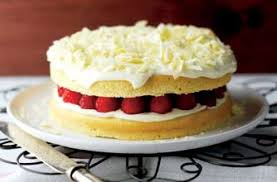 weight watchers white chocolate cake recipe goodtoknow