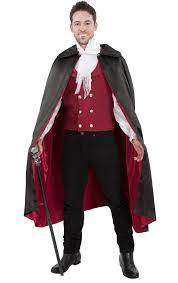 halloween red vampire costume jokers masquerade