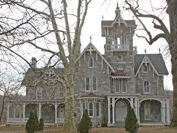 Colonial Homes Interior Dining Room Gothic Style Home Victorian Gothic Style Homes Home