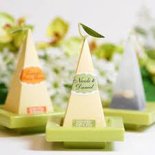 wedding favors unique whole leaf tea sachets 8 unique wedding favors