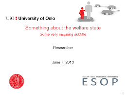 esop presentation template latex for employees university of