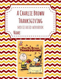this is a 10 page pdf file based on a brown thanksgiving