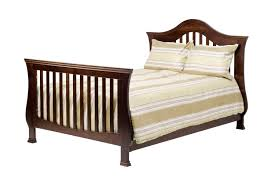 Toddler Bed With Rail Ashbury 4 In 1 Convertible Crib With Toddler Rail Espresso