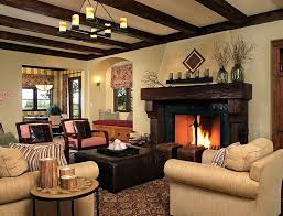 pictures of living rooms with fireplaces 30 rustic living room ideas for a cozy organic home