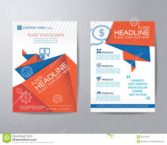 graphic design templates for flyers flyer sle template daway dabrowa co