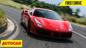 first ferrari price ferrari 488 gtb first drive autocar india youtube