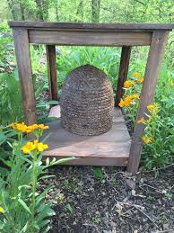 Bee Garden Decor 25 Unique Bee Skep Ideas On Pinterest Do Bees Have Knees Bees