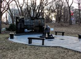 Wichita Kansas Wichita Kansas Veteran U0027s Memorial Park Travels In America