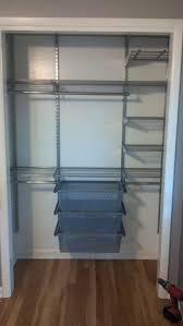 Baby Closet System Best 25 Elfa Closet Ideas On Pinterest Master Closet Layout