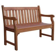 Garden Bench Hardwood Traditional Outdoor Benches You U0027ll Love Wayfair