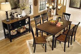 Dining Room Table Design Amazon Com Ashley Furniture Signature Design Owingsville