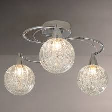 buy john lewis robertson ceiling light 3 arm john lewis