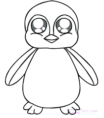 Club Penguin Christmas Coloring Pages Printable World Of Craft Penquin Coloring Pages