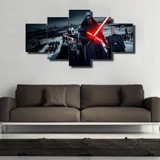 online get cheap painties aliexpress com alibaba group star wars paintings on canvas wall art for home decorations wall decor modern decorative painting for