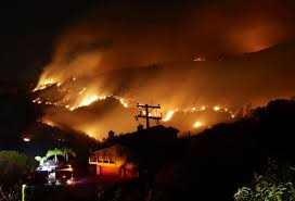 Wildfire Davis Ca by San Diego County Fires New Evacuation Orders Made In San Marcos