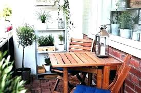 patio furniture for small balconies bee3 co
