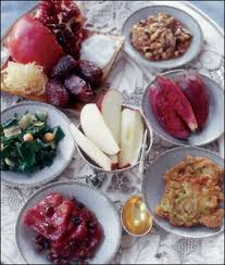rosh hashanah seder plate food for thought differences between ashkenazi and sephardi rosh