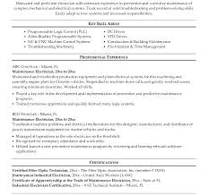 sample resume electrician electrical engineer cover letter example