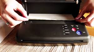 tattoo thermal printer reviews getbetterlife thermal tattoo stencil maker copier machine youtube