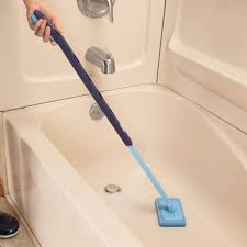 Patio Scrubber by Telescopic Tub U0026 Wall Scrubber Miles Kimball