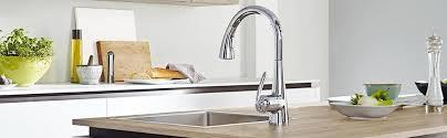 grohe ladylux kitchen faucet ladylux café touch single handle pull kitchen faucet with