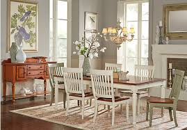 Rooms To Go Kitchen Furniture Picture Of Home Grove White 5 Pc Dining Room