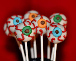 Halloween Cake Balls Recipe by Beki Cook U0027s Cake Blog Eyeball Cake Pops