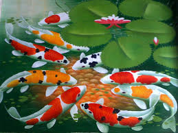 koi fish wallpaper for walls home decorating inspiration images for ed hardy koi fish wallpaper