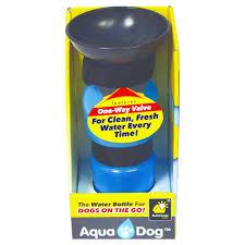 aqua dog travel water bottle as seen on tv