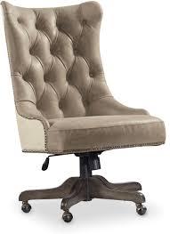hooker furniture home office vintage executive desk chair