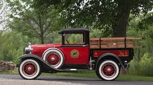 Vintage Ford Truck Tail Lights - 1930 ford model a fire truck s17 monterey 2016