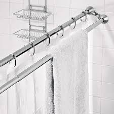 Duo Shower Curtain Rod 127 Best Bathroom Images On Bathroom Bathrooms And