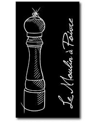 tableau design pour cuisine tableau design pour cuisine toile d ustensile le poivrier