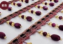 Beaded Fringe For Curtains Online Get Cheap Fringe Beaded Trim Aliexpress Com Alibaba Group