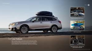 subaru outback 2018 vs 2017 subaru outback roof rack accessories thule roof rack
