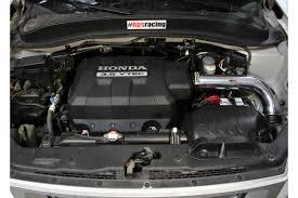 lexus is300 cold air intake hps cool ram air intake kit 06 08 honda ridgeline 3 5l v6 polish
