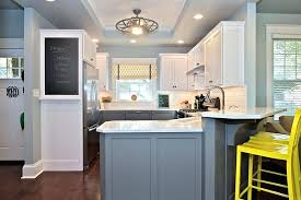 Kitchen Paint Colors With Light Oak Cabinets Kitchen Paint Colors Blue Grey Slate Kitchen Wall Color With Gray