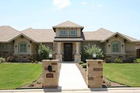 texas rock home designsconstruction complete on custom home design
