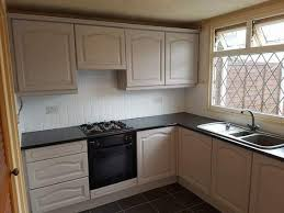 spray painting kitchen cabinets scotland the kitchen facelift company a new look for less the