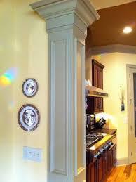 Pillar Designs For Home Interiors by Square Columns Interior Wood Columns Decorative Columns