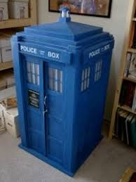 Tardis Bookcase For Sale The Blue Box Project Tardis Police Box Building