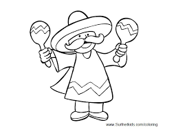 coloring pages com free cinco de mayo coloring pages that are free to print