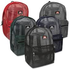 book bags in bulk wholesale clear mesh backpacks bags in bulk