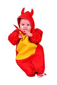 newborn bunting halloween costumes kids devil costumes