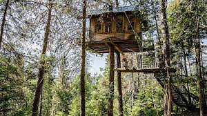 Treehouse Camping Quebec - why your heart will melt when you visit ferme 5 etoiles