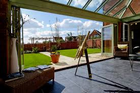 Modern Conservatory Contemporary Hardwood Conservatories Moore Inspiration